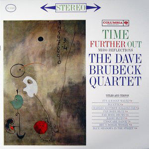The Dave Brubeck Quartet ‎– Time Further Out (Miro Reflections) | Vinyl