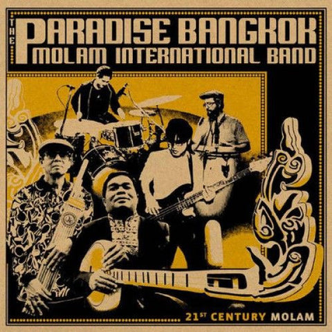 The Paradise Bangkok Molam International Band – 21st Century Molam