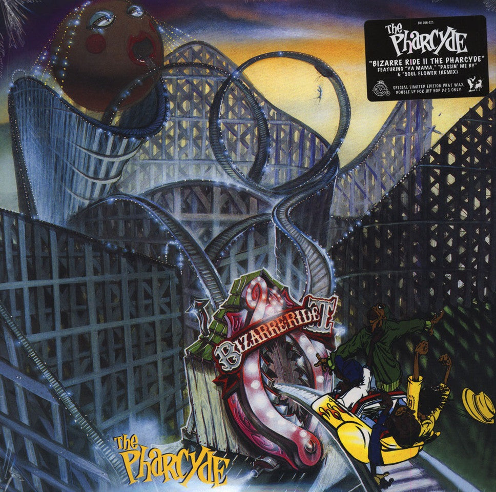The Pharcyde – Bizarre Ride II The Pharcyde