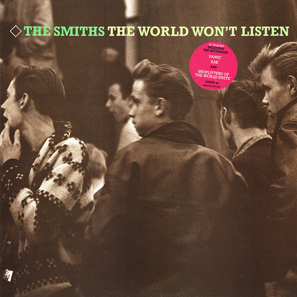The Smiths ‎– The World Won't Listen | 2012 Reissue