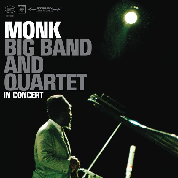 Thelonious Monk – Big Band And Quartet In Concert