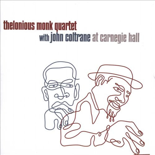 Thelonious Monk Quartet with John Coltrane - At Carnergie Hall | Mono