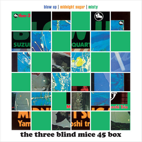 Three Blind Mice – Limited Edition 45rpm 6LP Box Set
