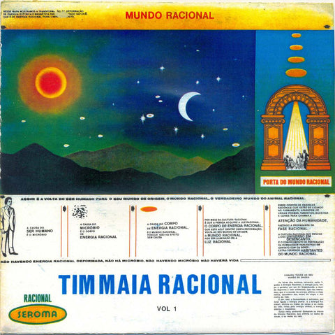 Tim Maia – Racional Vol. 1 | Reissue