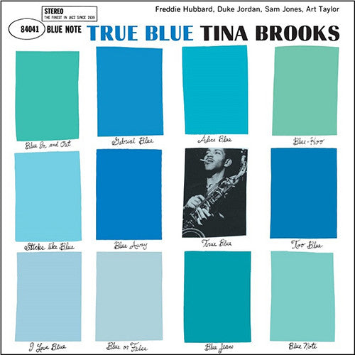Tina Brooks ‎– True Blue | Blue Note Records 75th Anniversary Reissue