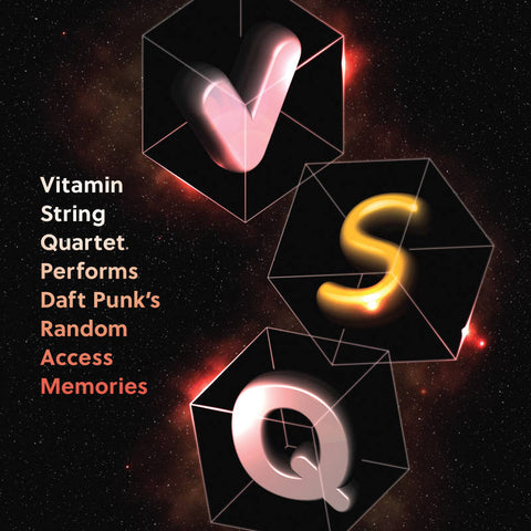 The Vitamin String Quartet ‎– Performs Daft Punk's Random Access Memories