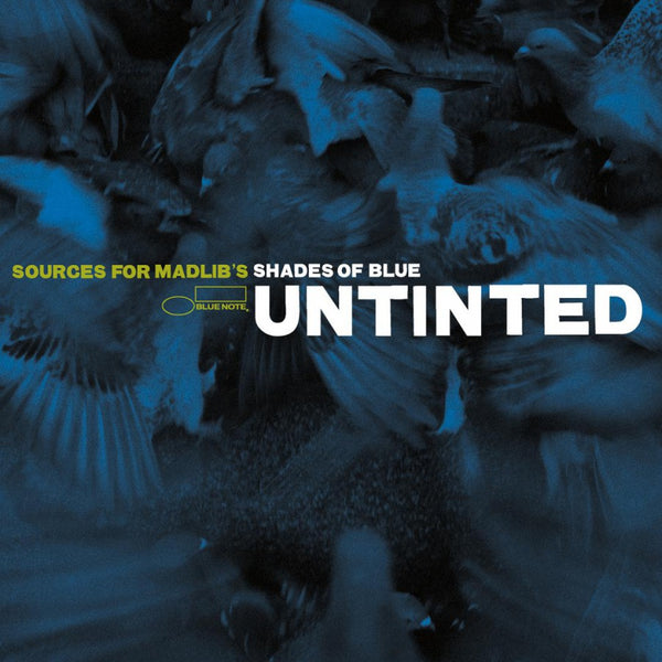 Various Artist - Untinted (Sources For Madlib's Shades Of Blue) | Music On Vinyl Reissue