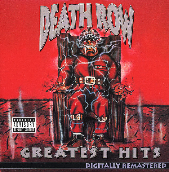 Death Row Greatest Hits Compilation The Analog Vault