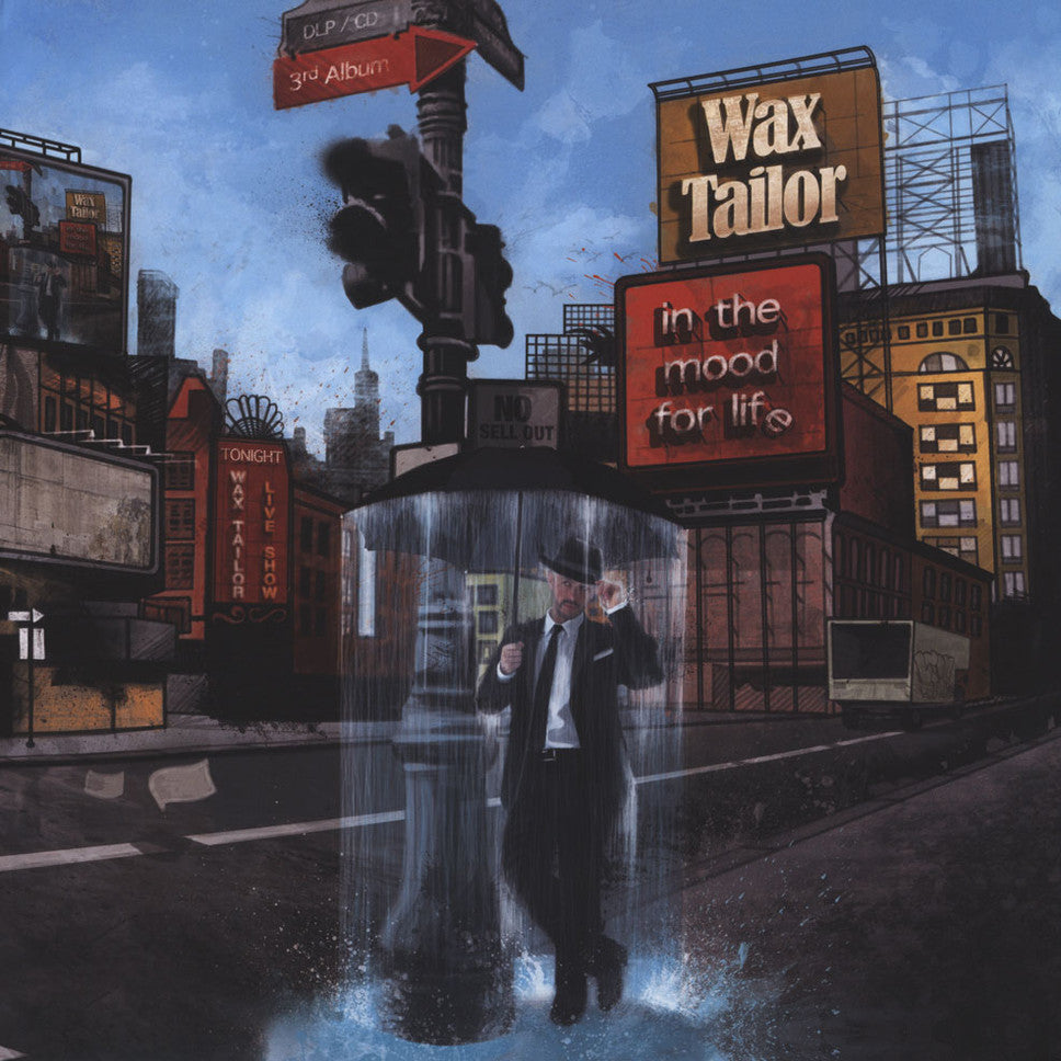Wax Tailor – In The Mood For Life