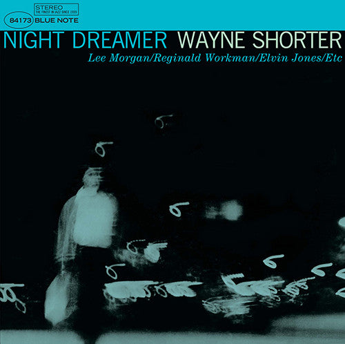 Wayne Shorter ‎– Night Dreamer | Elemental Music Reissue