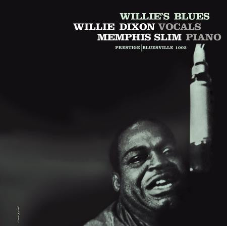Willie Dixon with Memphis Slim ‎- Willie's Blues | 200g Analogue Productions reissue