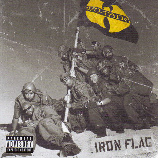 Wu-Tang Clan ‎– Iron Flag