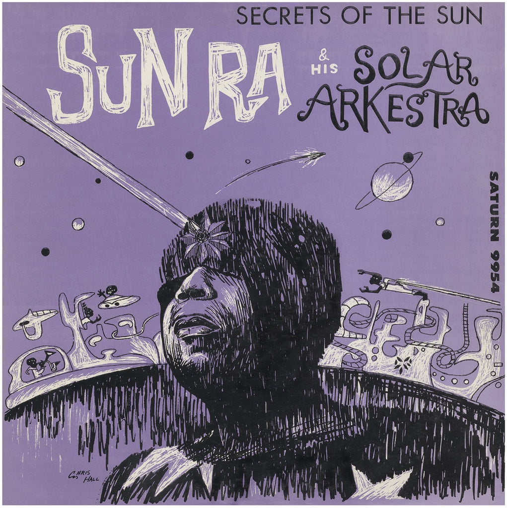 Sun Ra & His Solar Arkestra – Secrets Of The Sun
