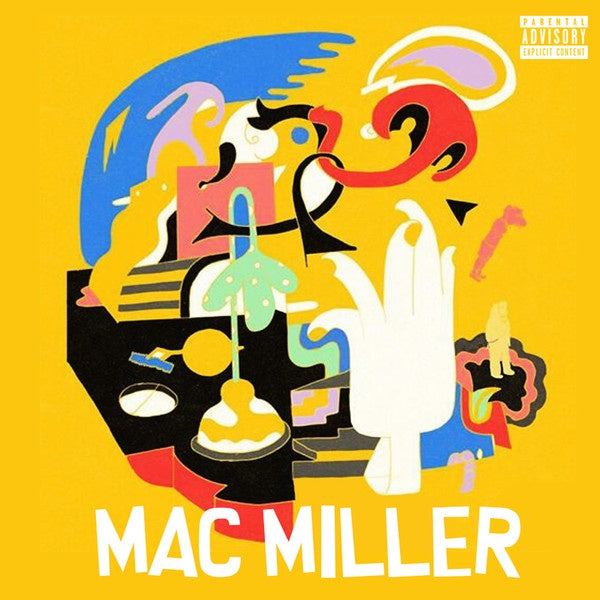 Mac Miller - Faces | Unofficial