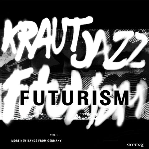 Various ‎– Kraut Jazz Futurism Vol 2