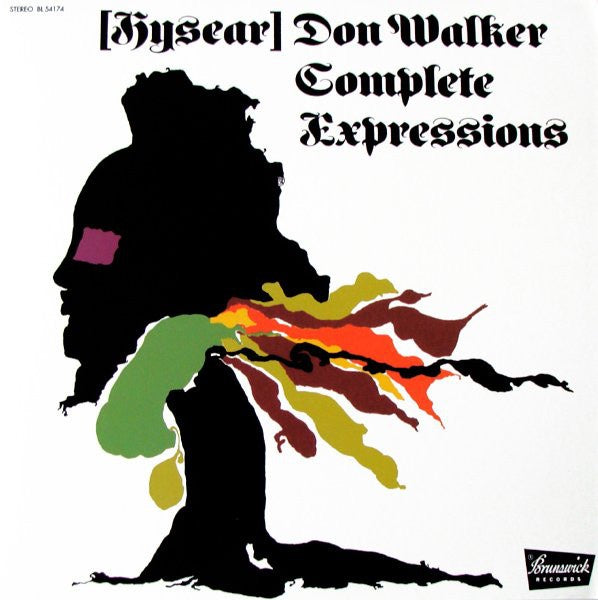 Hysear Don Walker ‎– Complete Expressions