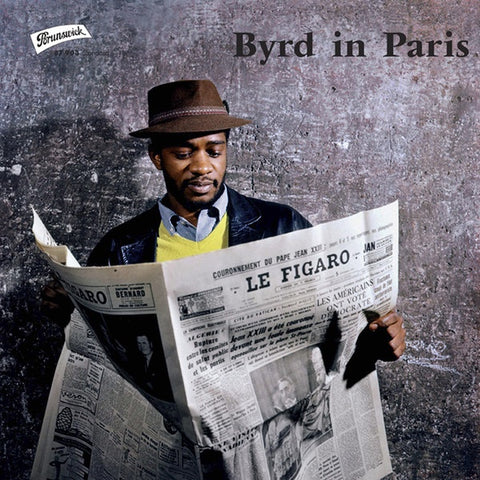 Donald Byrd ‎– Byrd In Paris