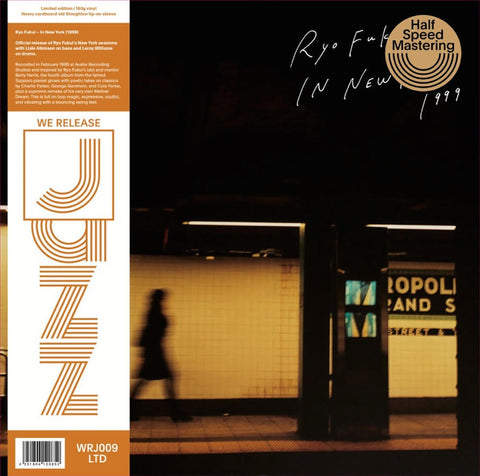 Ryo Fukui - In New York | We Release Jazz