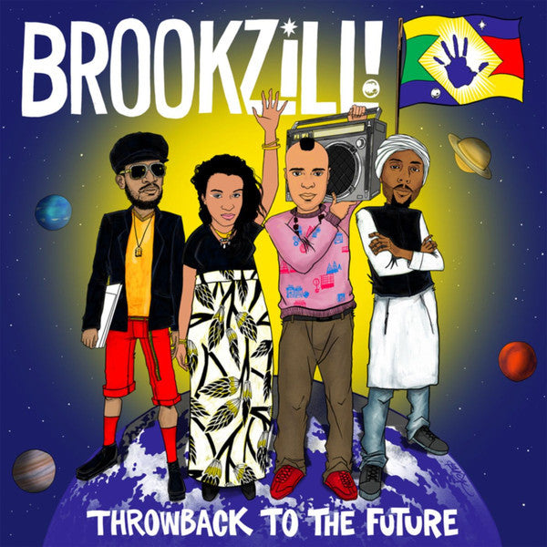 Brookzill! – Throw Back to The Future