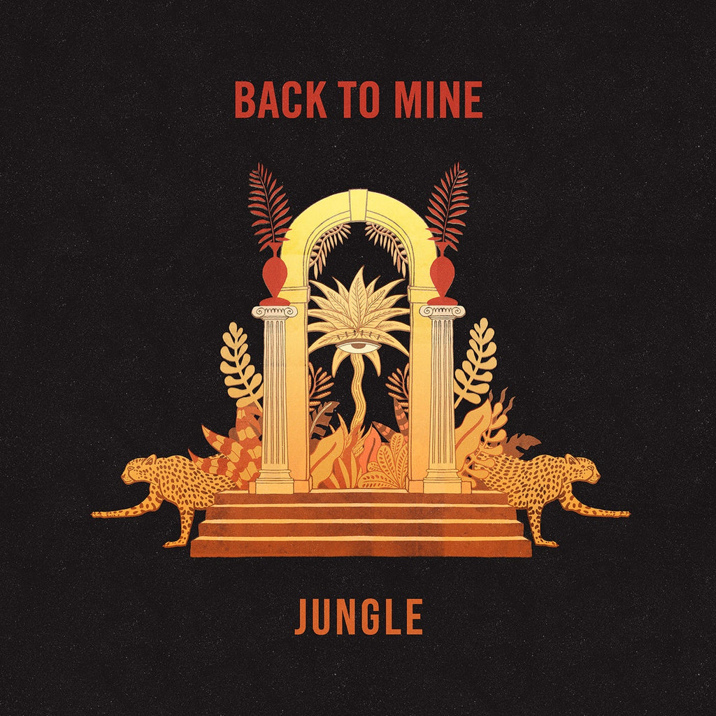 Jungle ‎– Back To Mine
