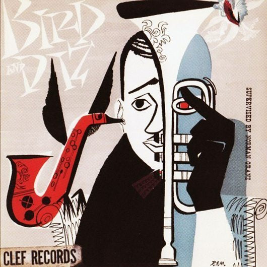 Charlie Parker And Dizzy Gillespie ‎– Bird And Diz