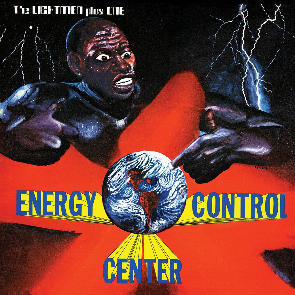 The Lightmen Plus One ‎– Energy Control Center