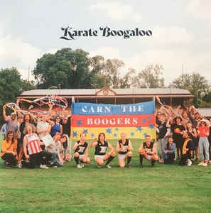 Karate Boogaloo - Carn The Boogers