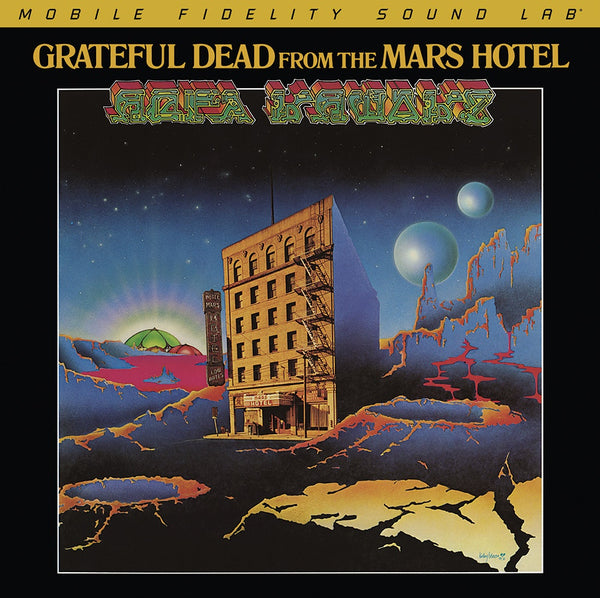 Grateful Dead ‎– From The Mars Hotel