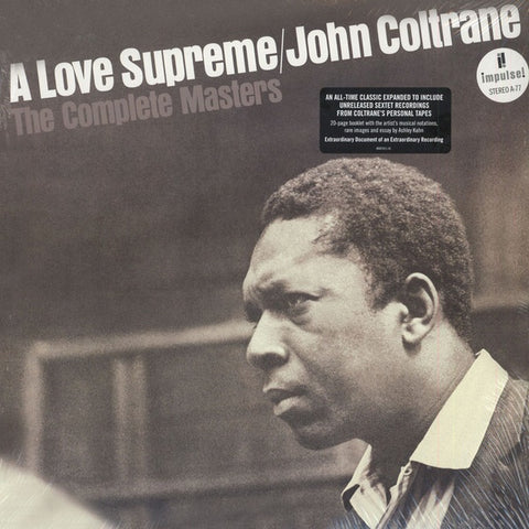 John Coltrane ‎– A Love Supreme: The Complete Masters - 3LP