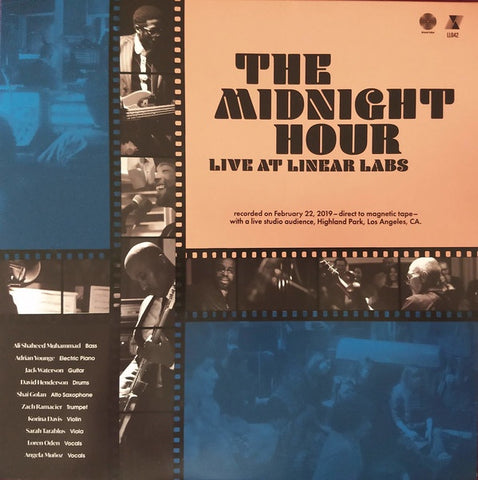 The Midnight Hour - Live At Linear Labs