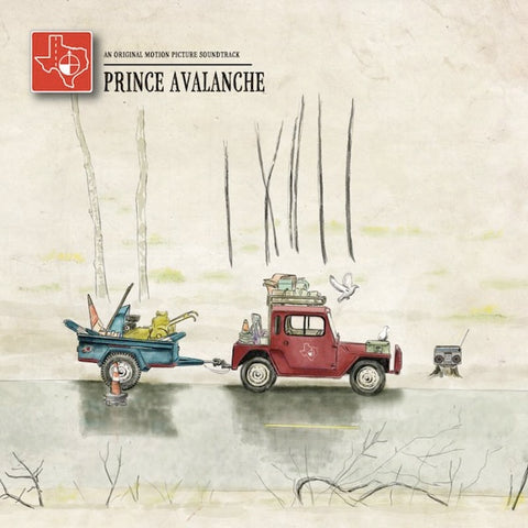 Explosions In The Sky & David Wingo ‎– Prince Avalanche: An Original Motion Picture Soundtrack
