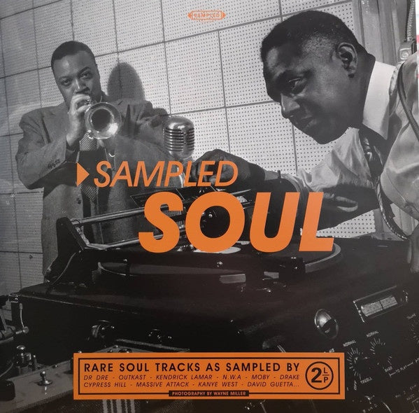 Various Artist - Sampled Soul