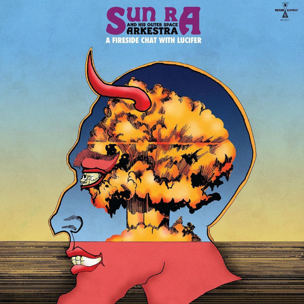 Sun Ra ‎– A Fireside Chat With Lucifer