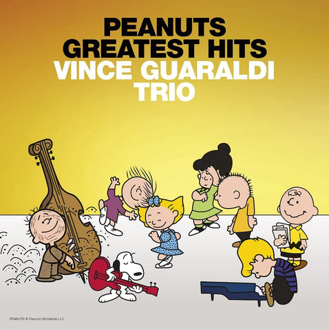 Vince Guaraldi Trio ‎– Peanuts Greatest Hits
