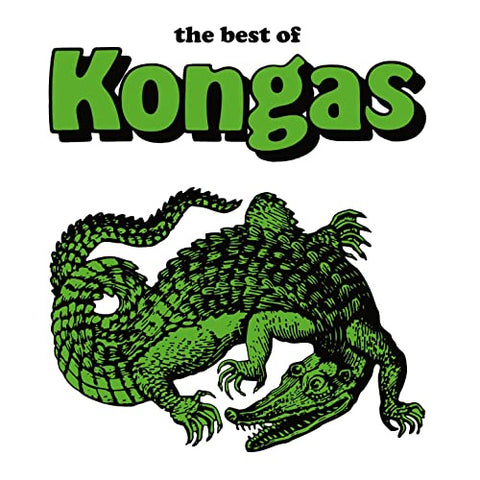 Kongas ‎– The Best Of Kongas