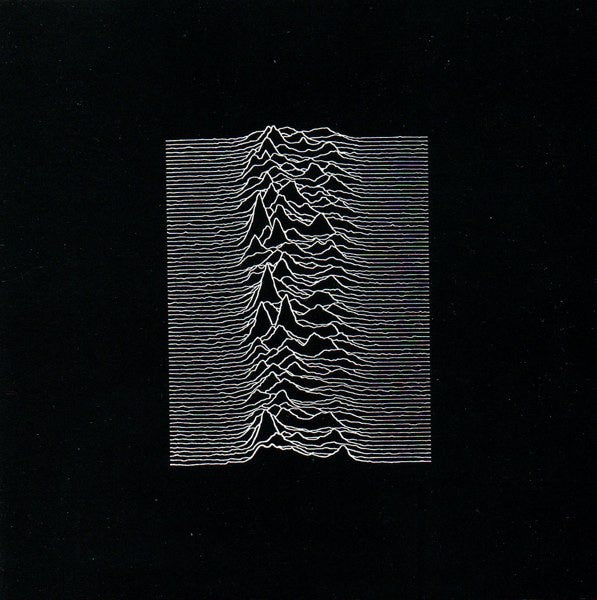 Joy Division ‎– Unknown Pleasures | 2015 Reissue