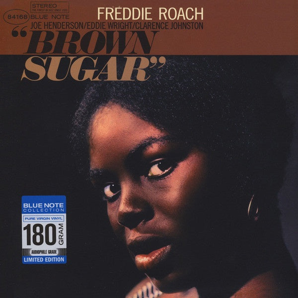 Freddie Roach ‎– Brown Sugar
