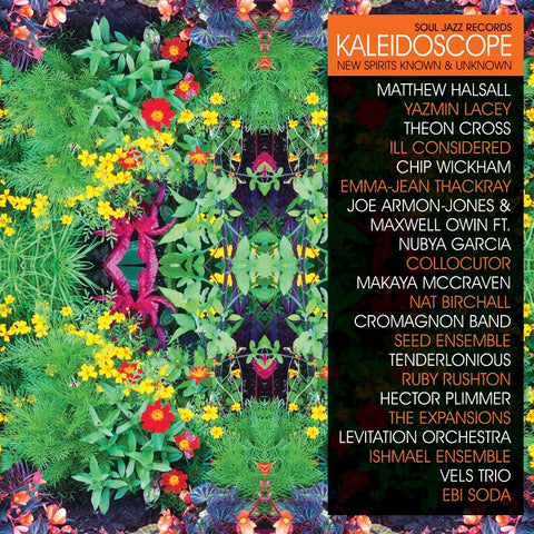 Various ‎– Kaleidoscope (New Spirits Known & Unknown)