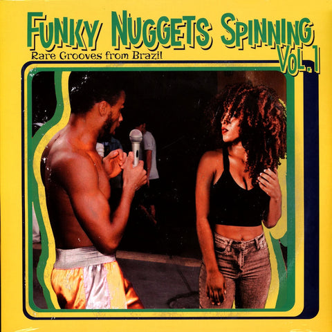 Various Artist – Funky Nuggets Spinning Vol. 1 - Rare Grooves From Brazil