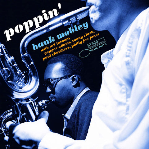 Hank Mobley - Poppin' | Tone Poet Series