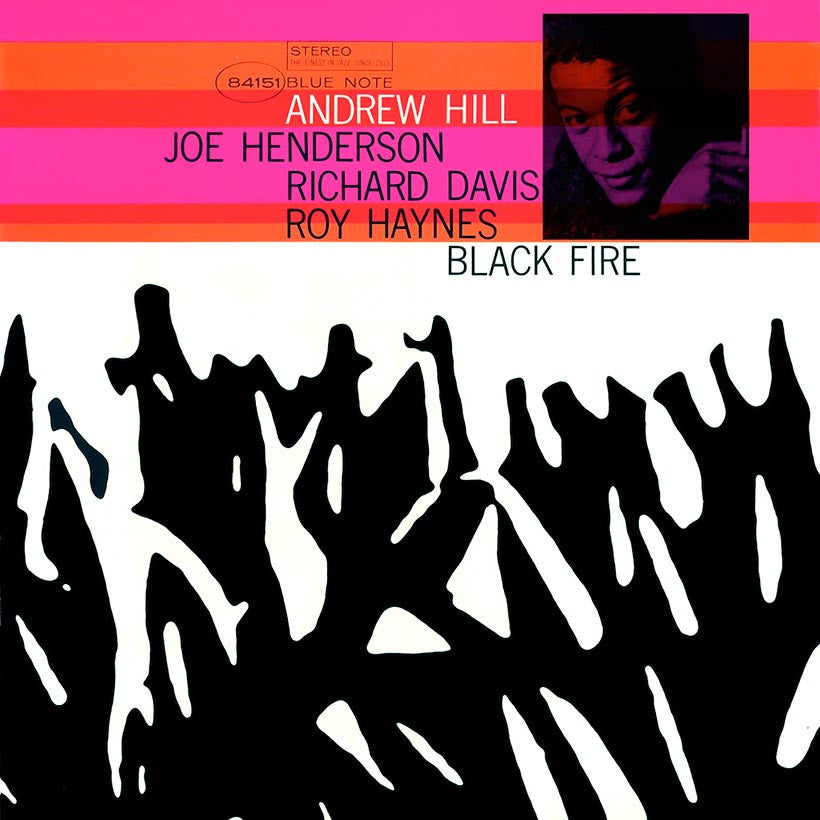 Andrew Hill - Black Fire | Tone Poet Series