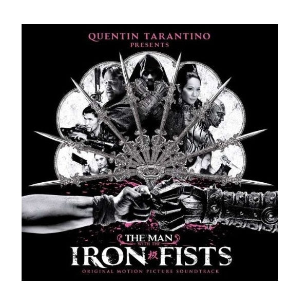 Various ‎– The Man With The Iron Fists