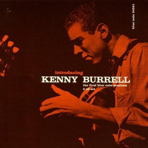 Kenny Burrell ‎– Introducing Kenny Burrell | Tone Poet Series