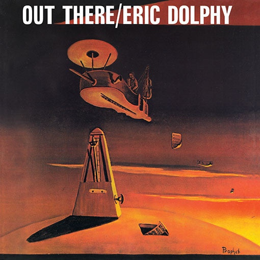 Eric Dolphy ‎– Out There