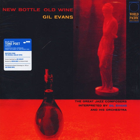 Gil Evans - New Bottle Old Wine | Tone Poet Series
