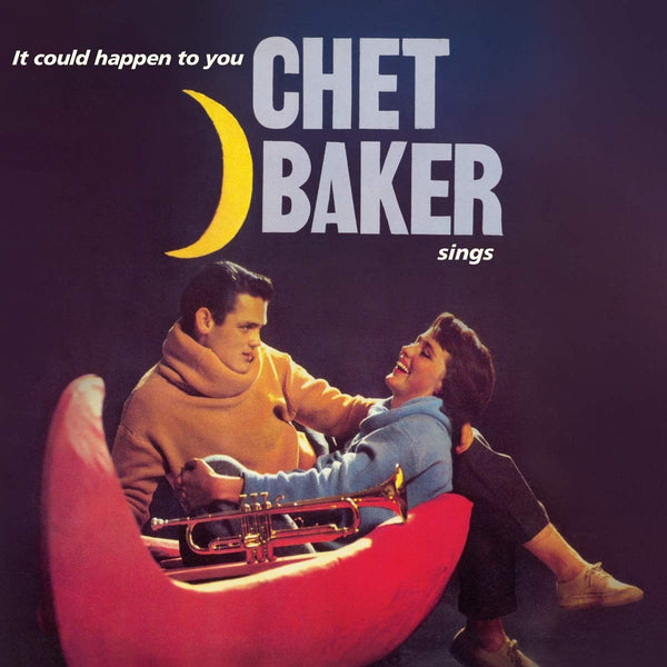 Chet Baker ‎– It Could Happen To You