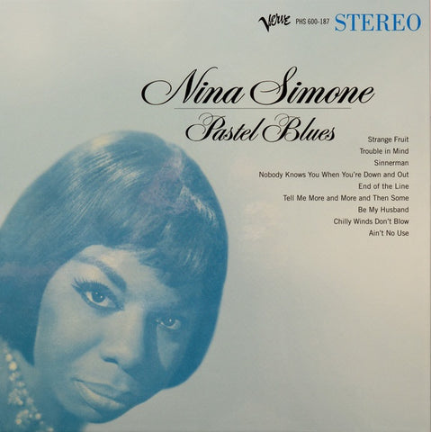 Nina Simone ‎– Pastel Blues | Acoustic Sounds