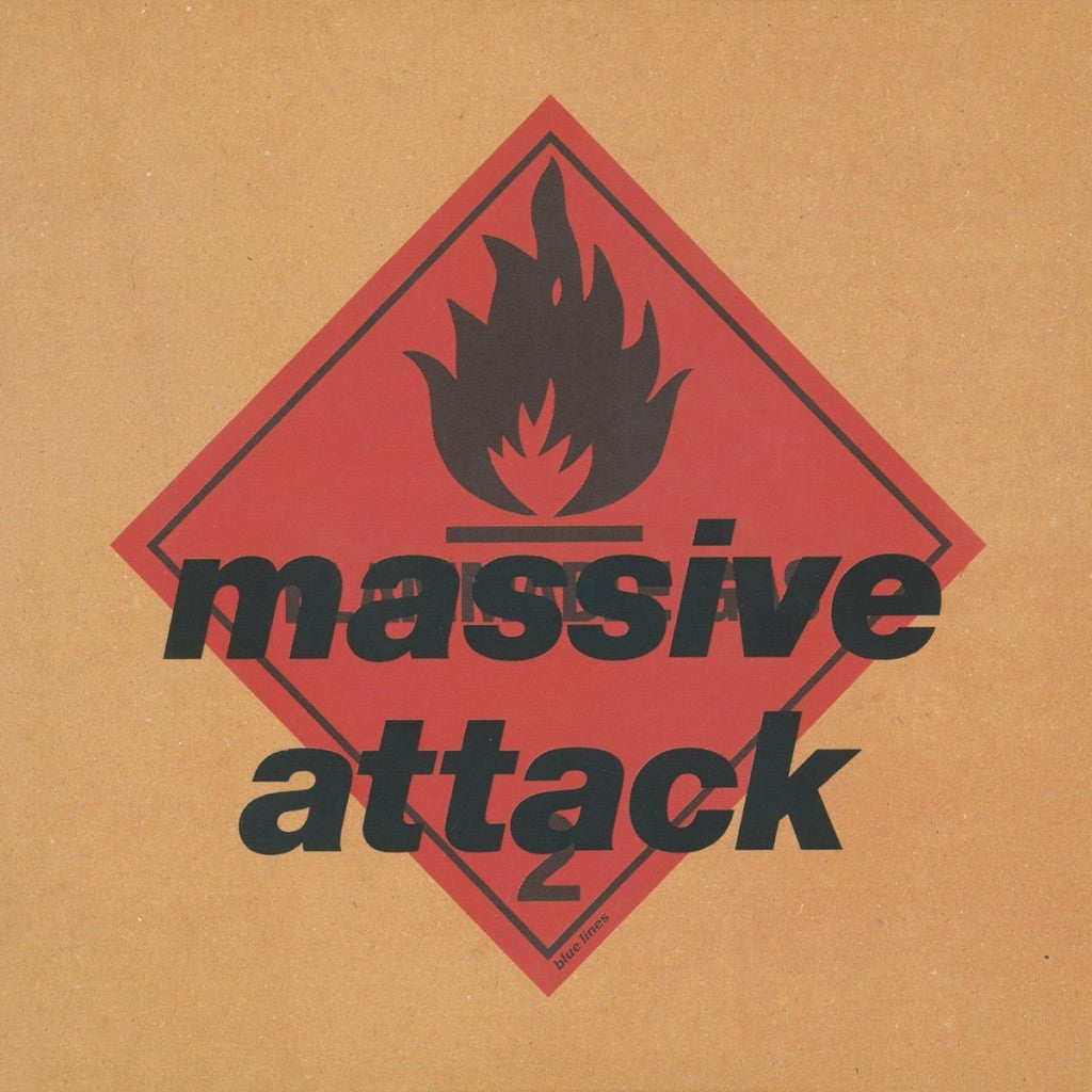 Massive Attack ‎– Blue Lines | 2016 Reissue
