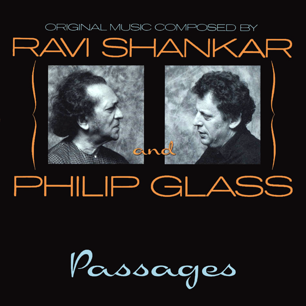 Ravi Shankar And Philip Glass ‎– Passages | Music On Vinyl Reissue