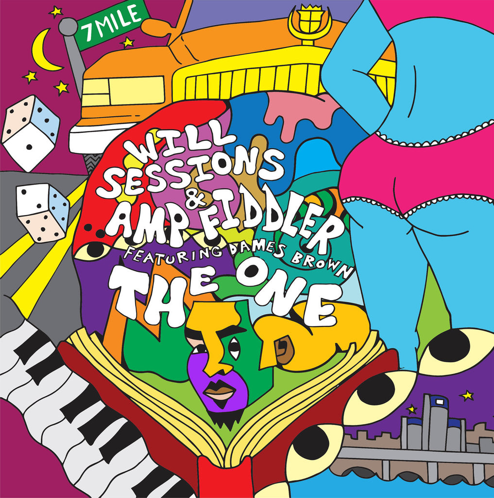 Will Sessions & Amp Fiddler Ft. Dames Brown – The One
